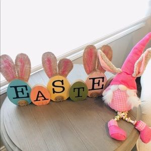 Easter Bunny Sign!